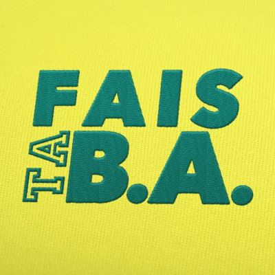 Fais Ta B.A. cover