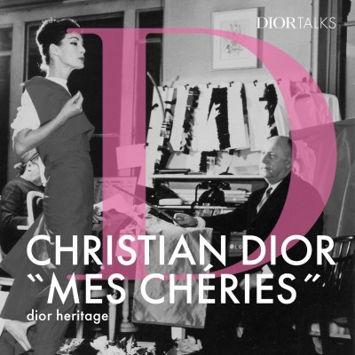 [Heritage] Stability and superstition: the women who guided Monsieur Dior cover