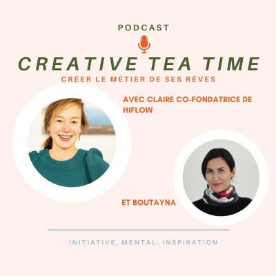 #42 avec Claire de Hiflow : Créer le métier de ses rêves cover
