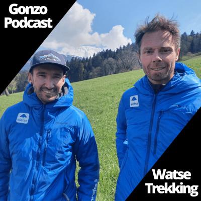 #025 - Pierrick & Mickaël - Passionnés de montagne, en faire son métier et faire découvrir le monde hors des sentiers battus cover