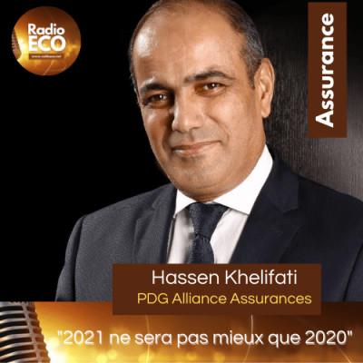 Hassen Khelifati  I PDG Alliance Assurances cover