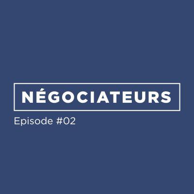 Négociateurs, quand la réalité dépasse la fiction - M.MERY cover