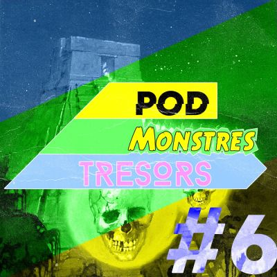 Pod Monstres Trésors - Ep 6  : Promise [Dieu Perdu Part.2] cover