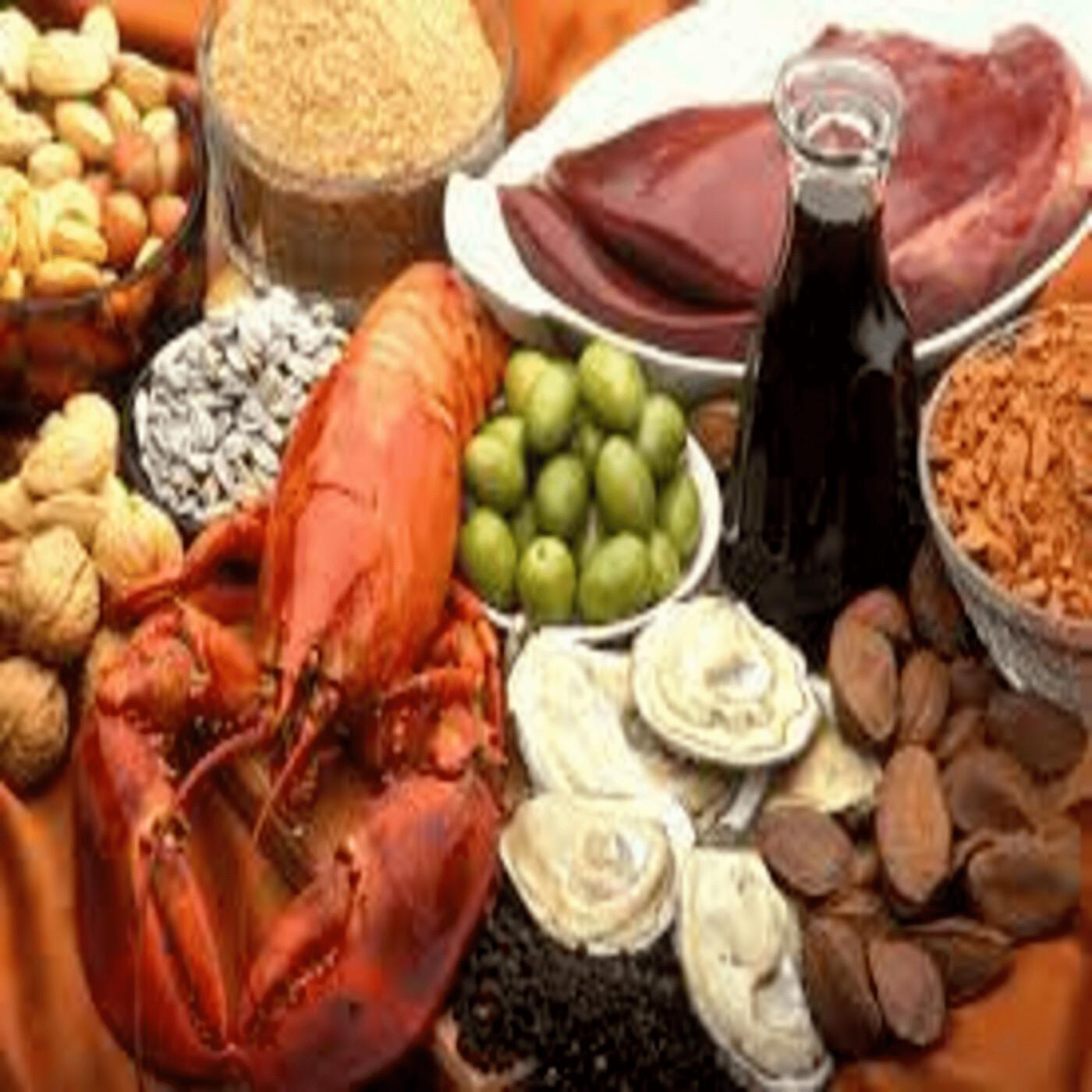 Aliments : Qui est le plus calorique ?