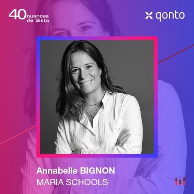 Annabelle Bignon - Maria Schools : former les rois de la jingle numérique cover