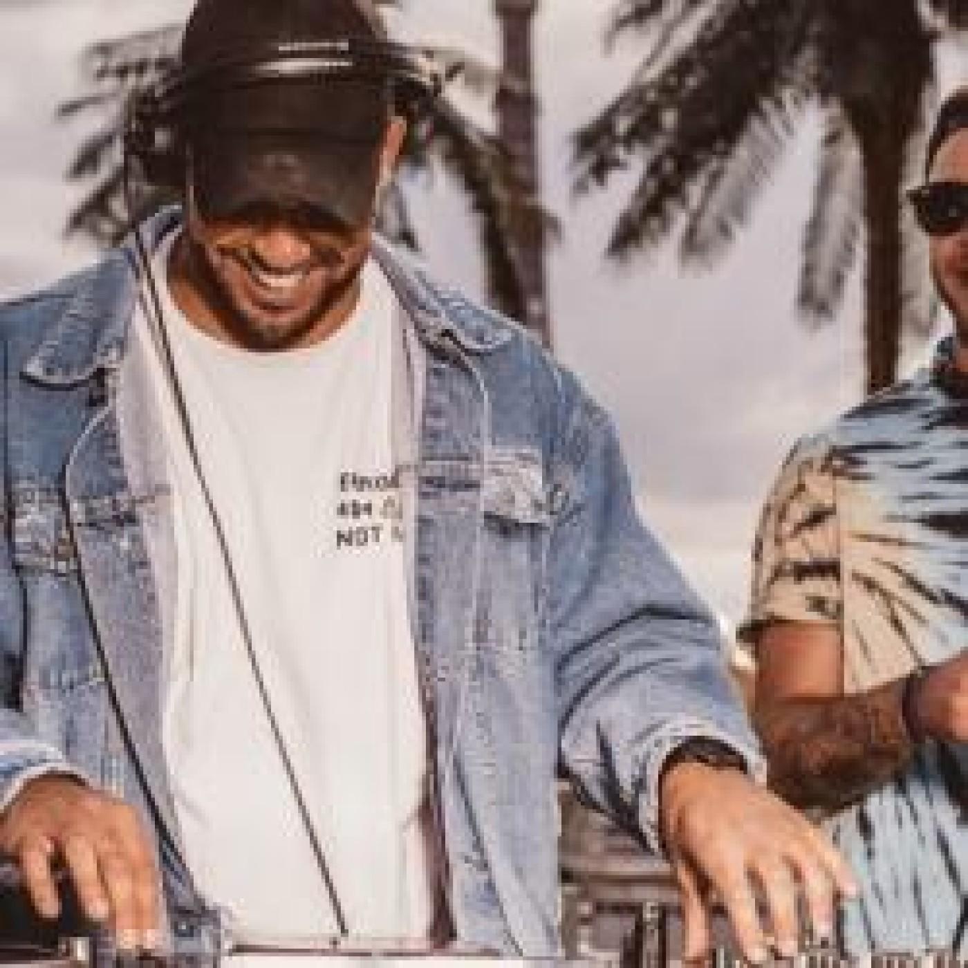 HAPPY HOUR DJ : KOCHAM & JIMMY KYLE