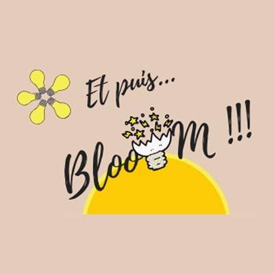 Et puis...Bloom !!! cover