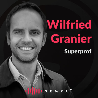 Superprof avec Wilfried Granier cover