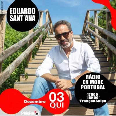 Interview d'Eduardo Sant'ana dans En Mode Portugal cover