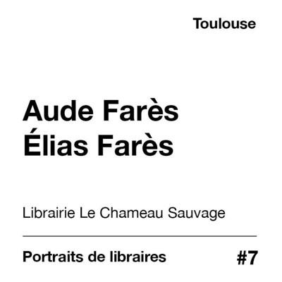 Portraits de libraires - Le Chameau Sauvage cover