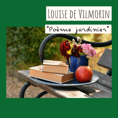 15 - « Poème jardinier », Louise de Vilmorin cover