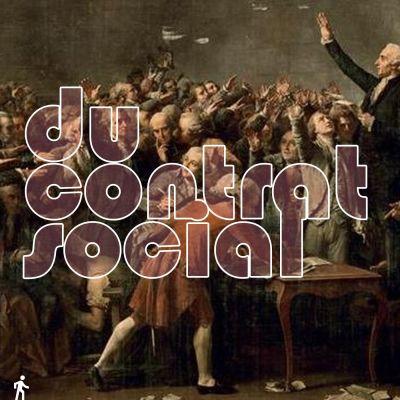 Du contrat social cover