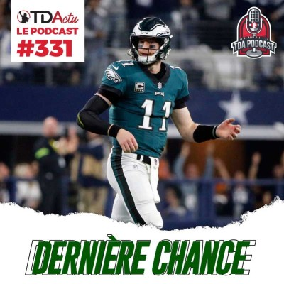 TDA Podcast n°331 - Preview S16 : dernière chance pour Philadelphie cover