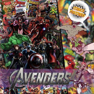 image ComicsDiscovery S03E33: Avengers