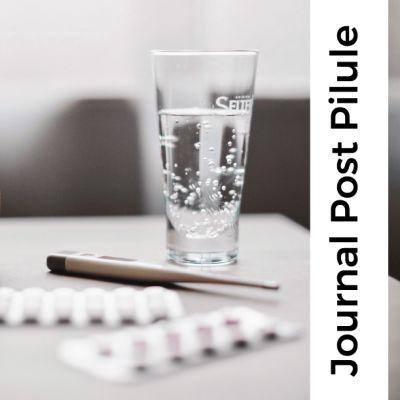 Journal Post Pilule #4 - Attente règles, petit stress, température et sauge cover