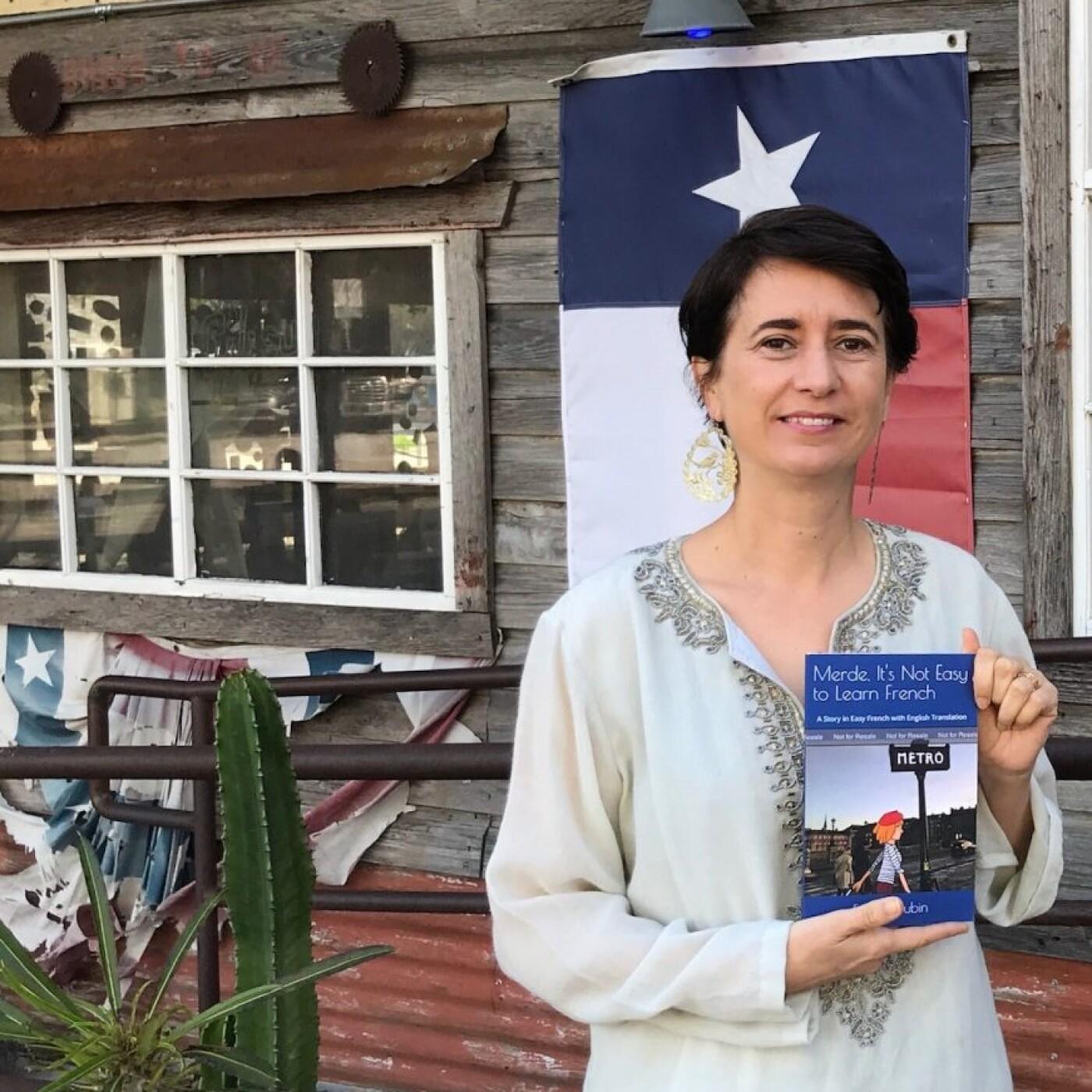 France Dubin, auteure expatriée au Texas - 16 06 2021 - StereoChic Radio