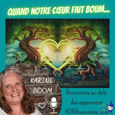 Podcast HORArencontre- Quand notre cœur fait boum au-delà des apparences/ épisode0 cover