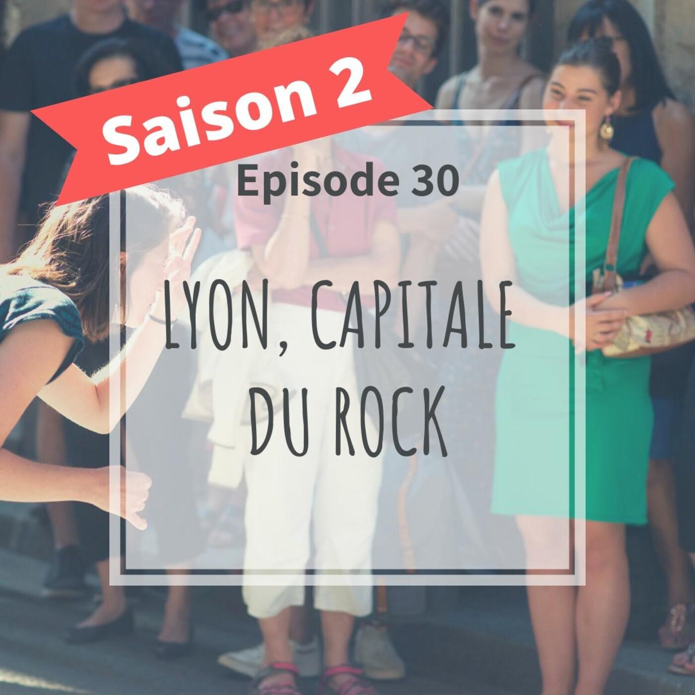 2-30 - Lyon, Capitale Du Rock