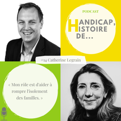 #14 Catherine Legrain, Conseillère Parent expert, Faire confiance aux enfants et aux familles !!! cover