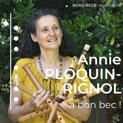 Épisode 30 • Annie PLOQUIN-RIGNOL a bon bec cover