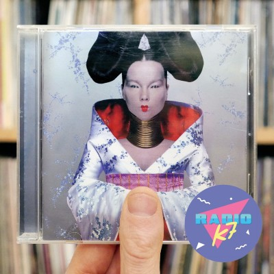 "Björk ""Homogenic"" (1997), un ovni dans le ciel des nineties cover"