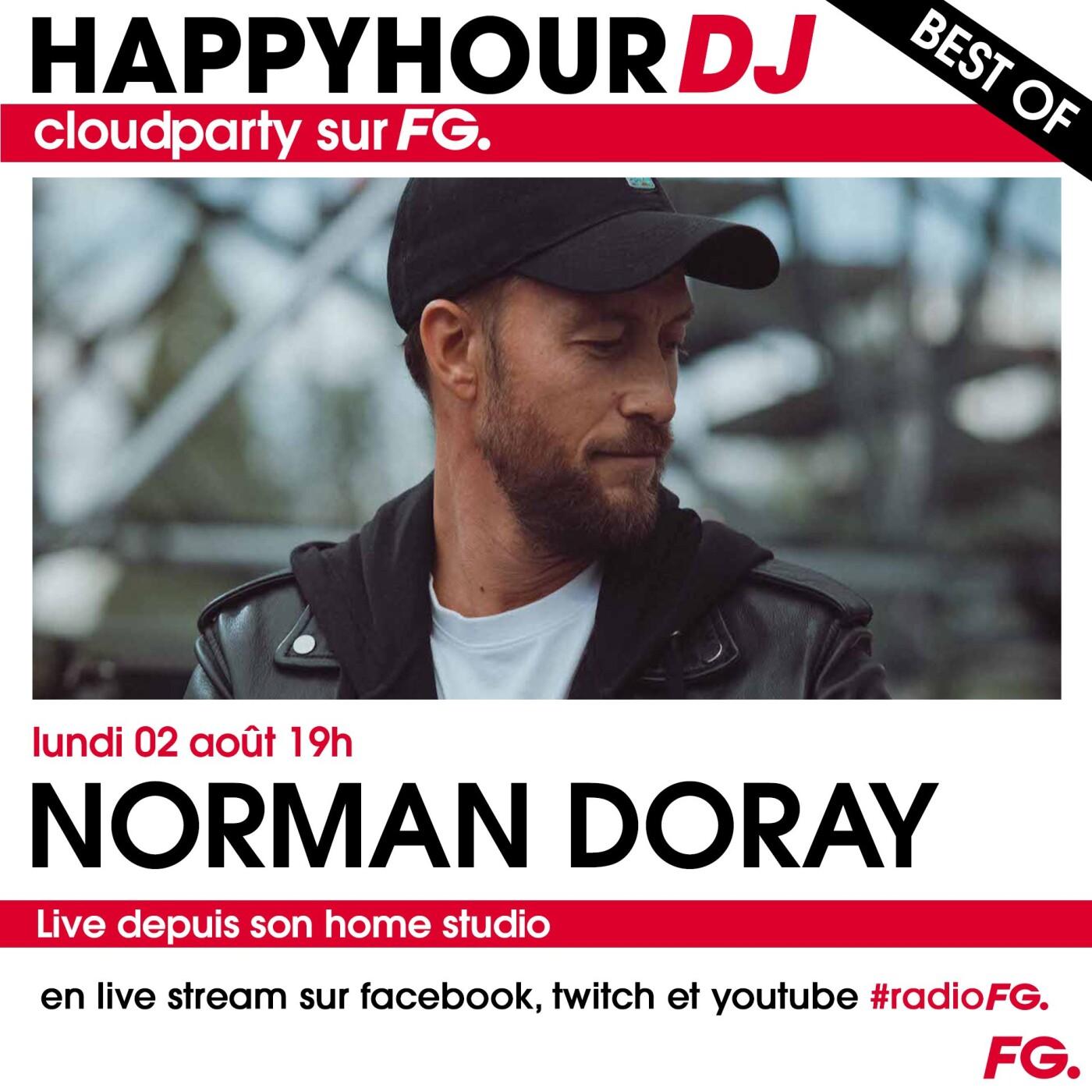 HAPPY HOUR DJ BEST OF : NORMAN DORAY