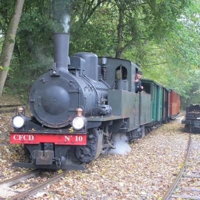 P'tit train de la Haute Somme : embarquement immédiat cover