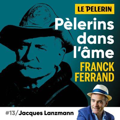 Jacques Lanzmann, le randonneur de l'extrême cover
