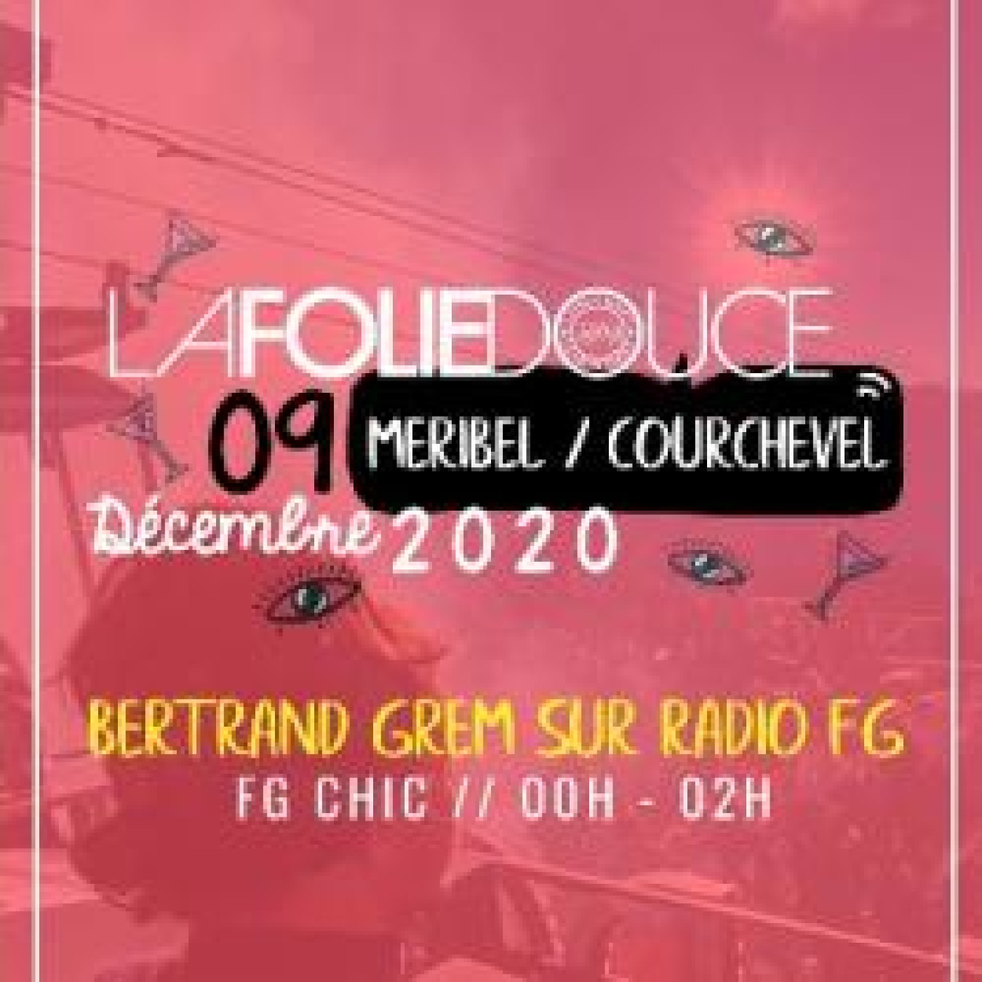 FG INVITE : LA FOLIE DOUCE