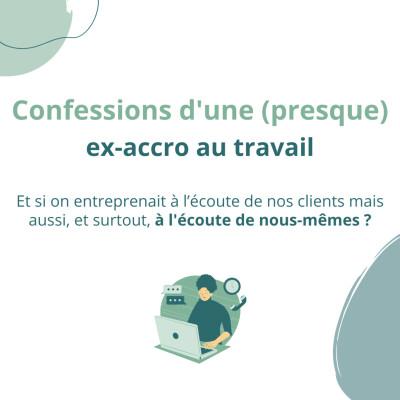 Confessions d'une (presque) ex-accro au travail cover