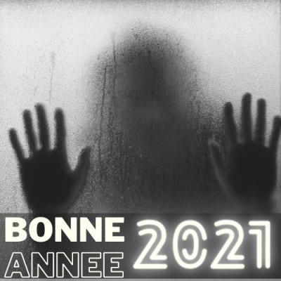 Un Nouvel An Terrifiant - Poème cover
