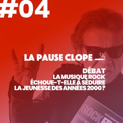 """#LPC4 - DEBAT - """"La musique rock échoue-t-elle à séduire la jeunesse des années 2000?"""" cover"""