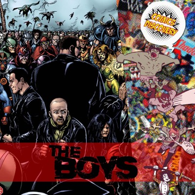 image ComicsDiscovery S04E06 : The Boys