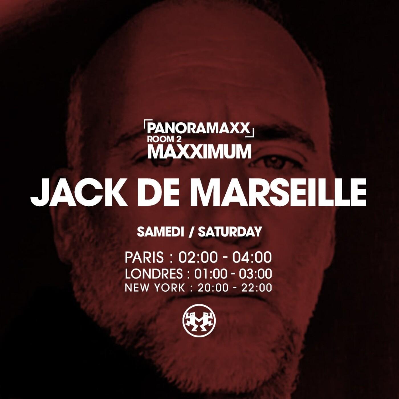 PANORAMAXX : JACK DE MARSEILLE