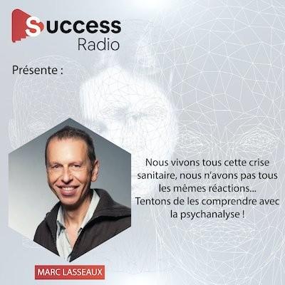 Marc Lasseaux - Psychanalyste cover