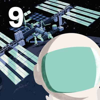 Den internationella rymdstationen - 09. Att fylla en rymdstation cover