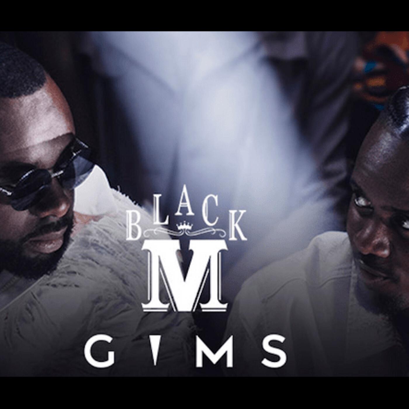 Gims & Black M se retrouvent pour leur titre Cesar !