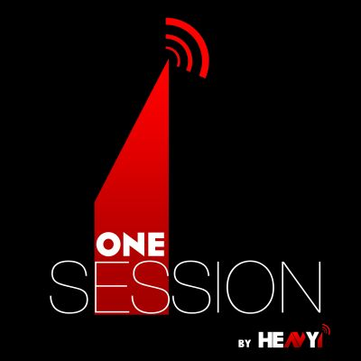 Les sessions exclusives Heavy1 cover