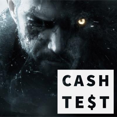 CA$H TEST - Resident Evil 8 Village - Rien de nouveau à l'Est ? cover