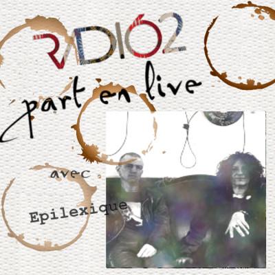 162 part en live - Epilexique cover