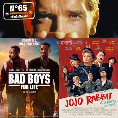 image #65 BAD BOYS 3 & JOJO RABBIT : Fast and Führer !