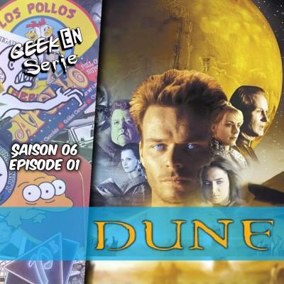 Geek en série 6x01: Dune cover