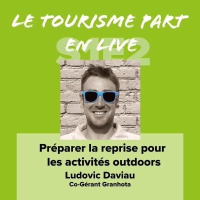 Ludovic Daviau - Préparer la reprise pour les activités outdoors cover
