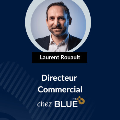 Les Coolisses by BLUE - Directeur Commercial - Laurent Rouault cover