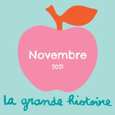 Novembre 2021 – Les trois petits Chonchons cover