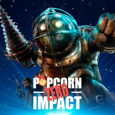 #089 - Bioshock - Popcorn Zero Impact cover