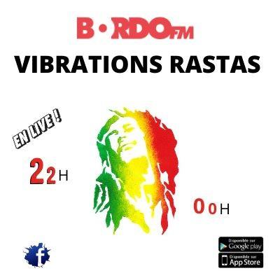 Vibrations Rastas saison 2 - ep2 - Nouveautés & Mix Dub Digital cover