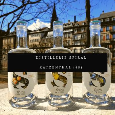 Episode 35: La distillerie Spiral à Katzenthal (68) cover