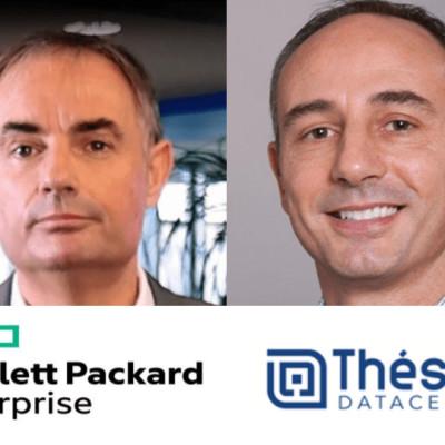Everything-as-a-service : focus sur le Datacenter - Webinar HPE et Thésée Datacente cover