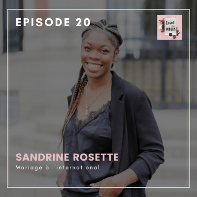 #20 - Sandrine, le mariage à l'international cover